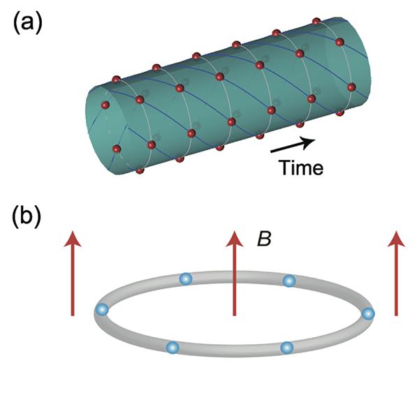 Учёные подтвердили существование «кристаллов времени» — фазового состояния вещества с нарушением временной симметрии - 1