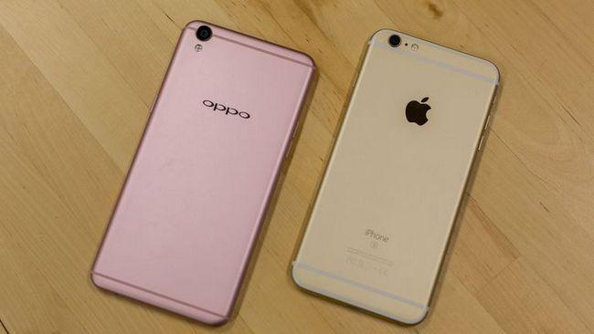 Впервые за пять лет iPhone утратил звание самого продаваемого смартфона в Китае
