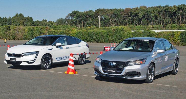 GM и Honda займутся топливными элементами для авто
