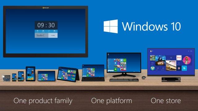 Microsoft разрабатывает адаптивную оболочку для Windows 10 - 1