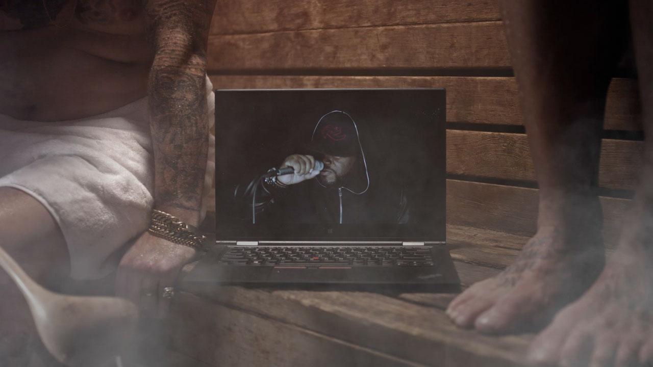 ThinkPad — испытание музыкой и отбойным молотком - 5