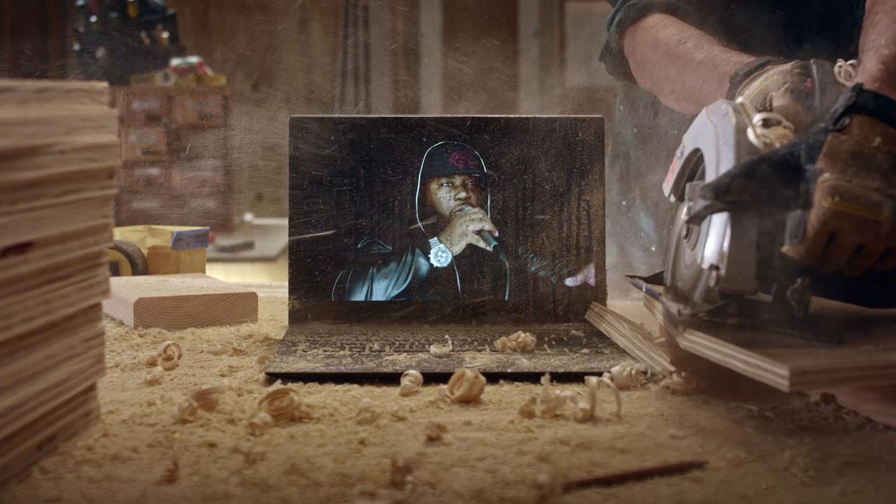 ThinkPad — испытание музыкой и отбойным молотком - 6