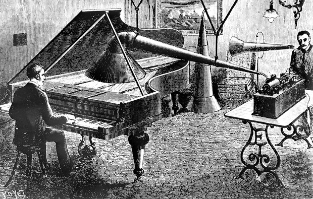 Инженер провёл ремастеринг оригинальных записей Томаса Эдисона - 1