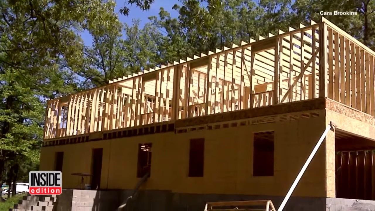 Женщина построила дом по руководствам с YouTube - 5