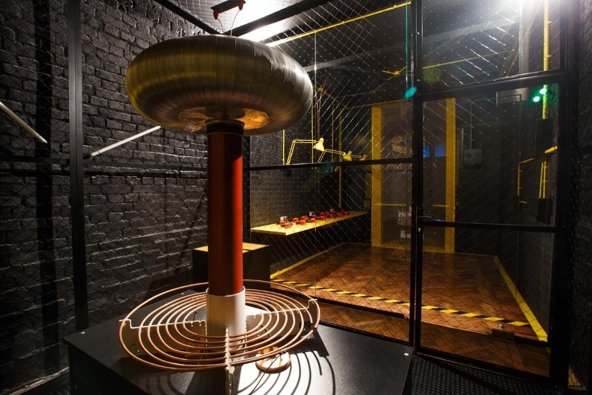 Как мы для музея науки сделали самую большую катушку Тесла в Украине - 6