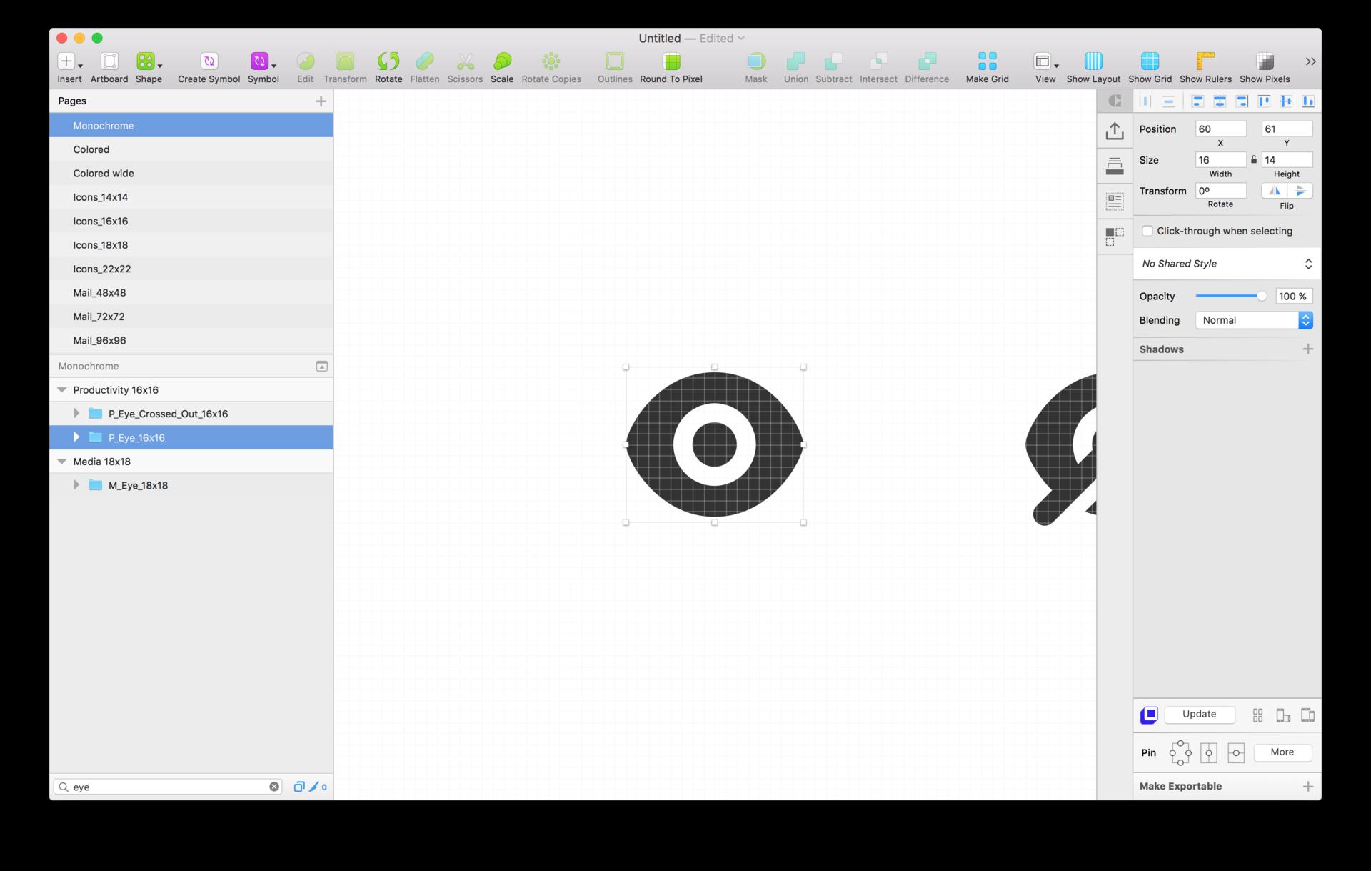 Оптимизация работы портальной дизайн-команды с помощью Sketch и облака - 13