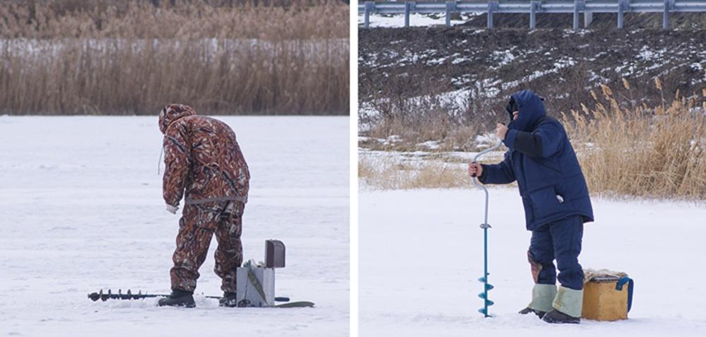 Особенности зимней рыбалки с эхолотом - 17