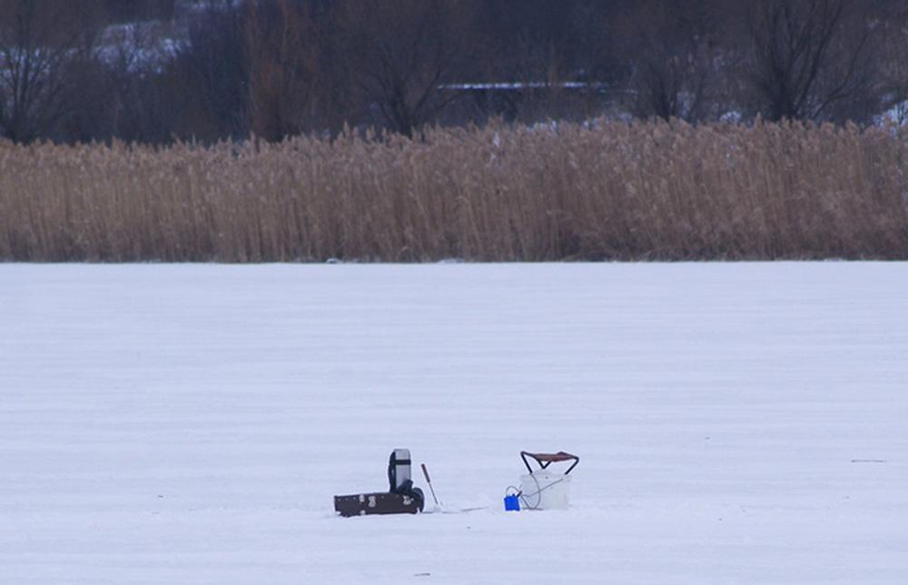 Особенности зимней рыбалки с эхолотом - 18