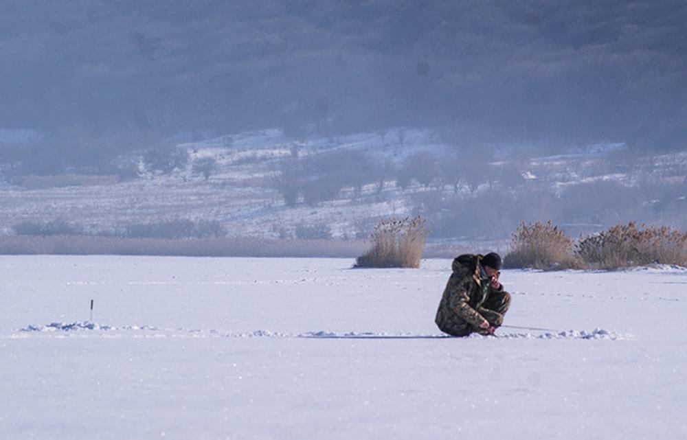 Особенности зимней рыбалки с эхолотом - 20