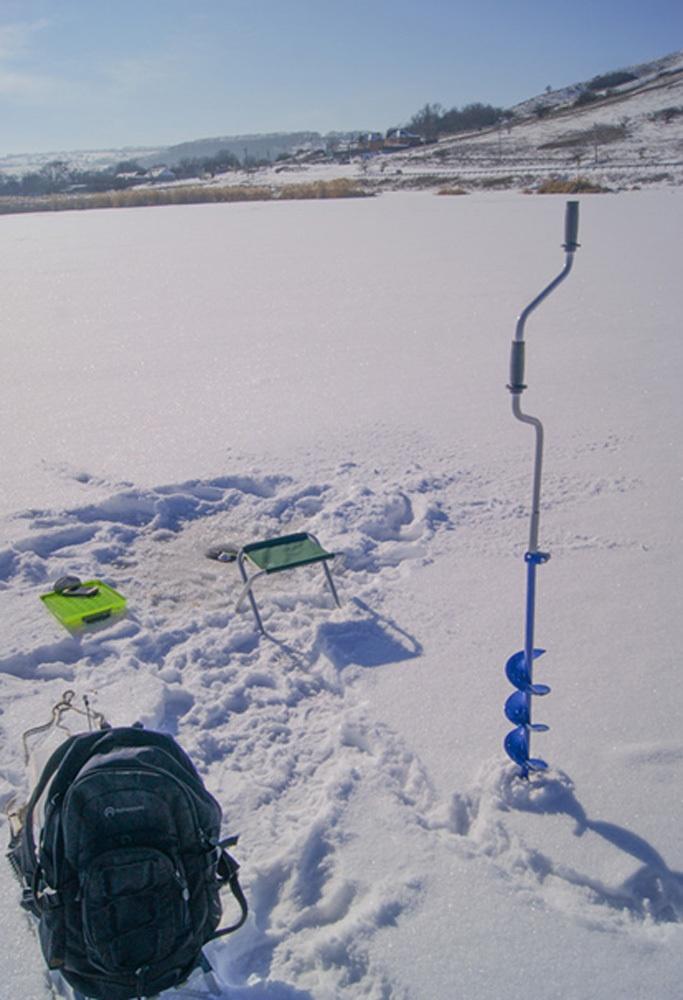 Особенности зимней рыбалки с эхолотом - 23