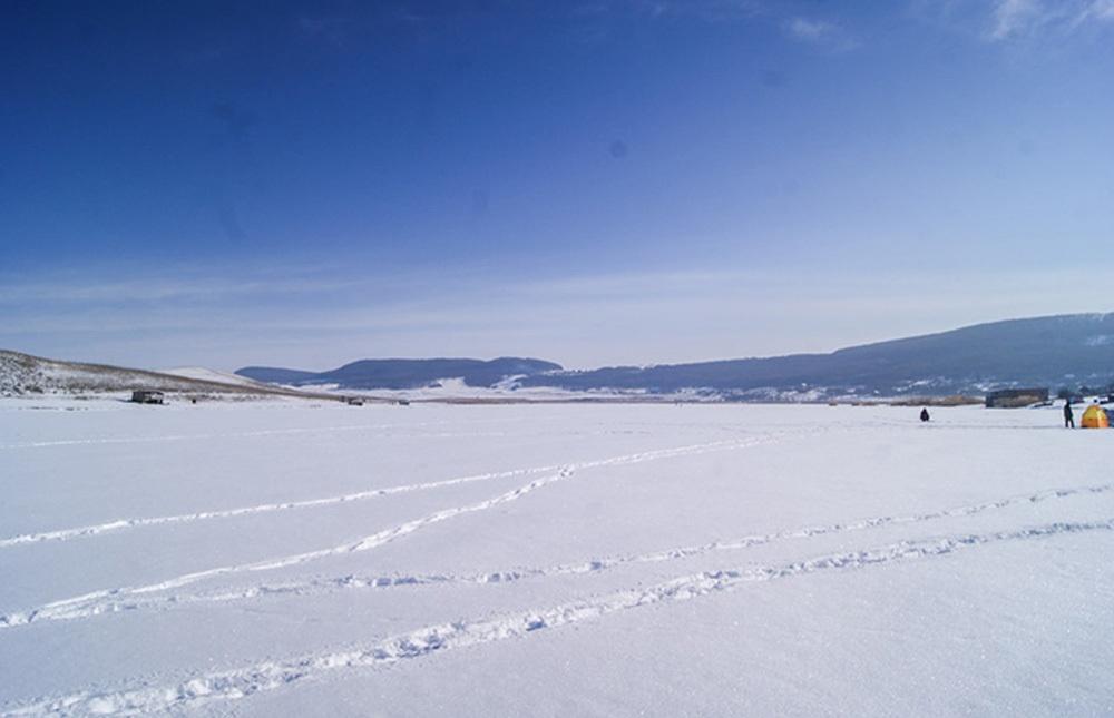 Особенности зимней рыбалки с эхолотом - 24