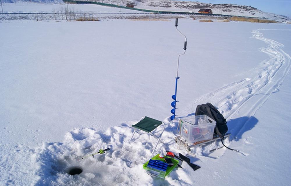 Особенности зимней рыбалки с эхолотом - 28