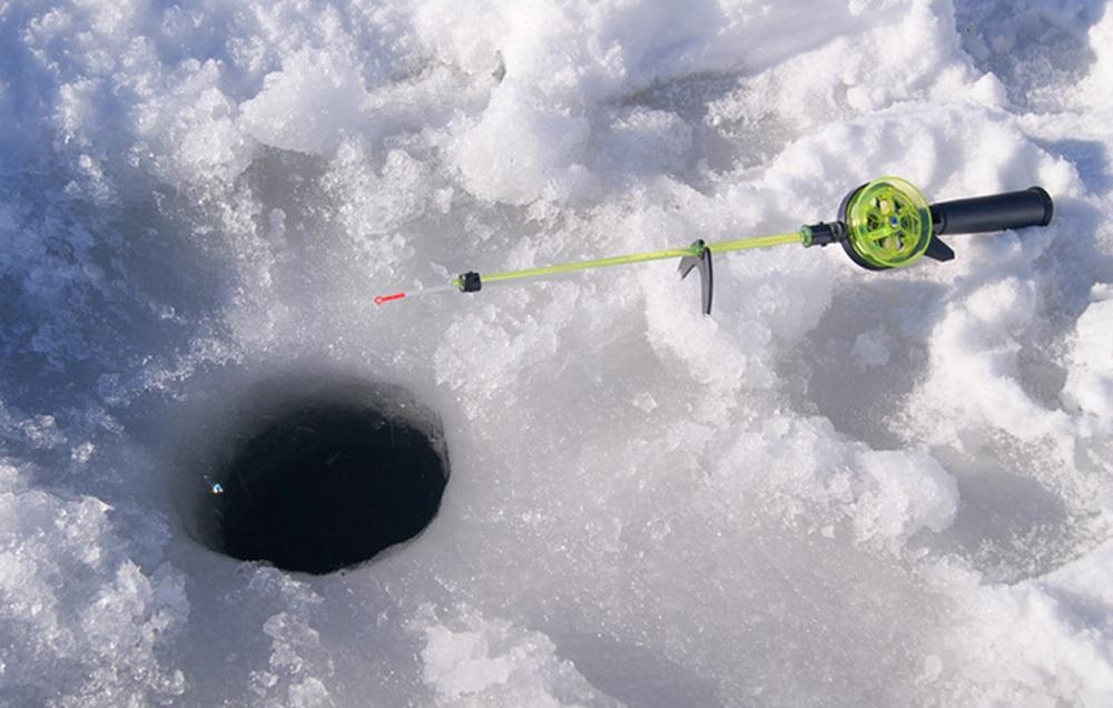Особенности зимней рыбалки с эхолотом - 29