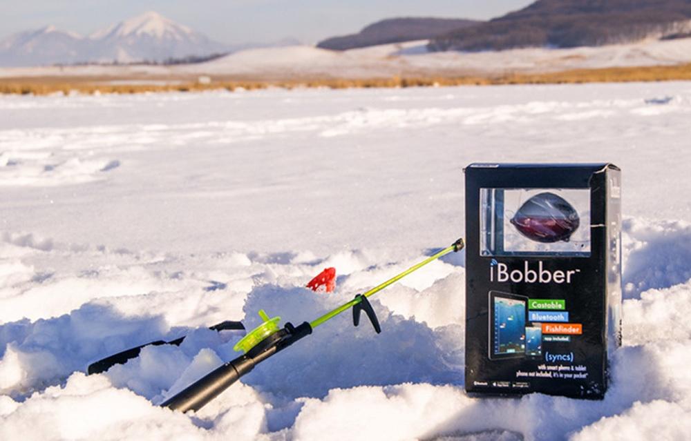 Особенности зимней рыбалки с эхолотом - 3