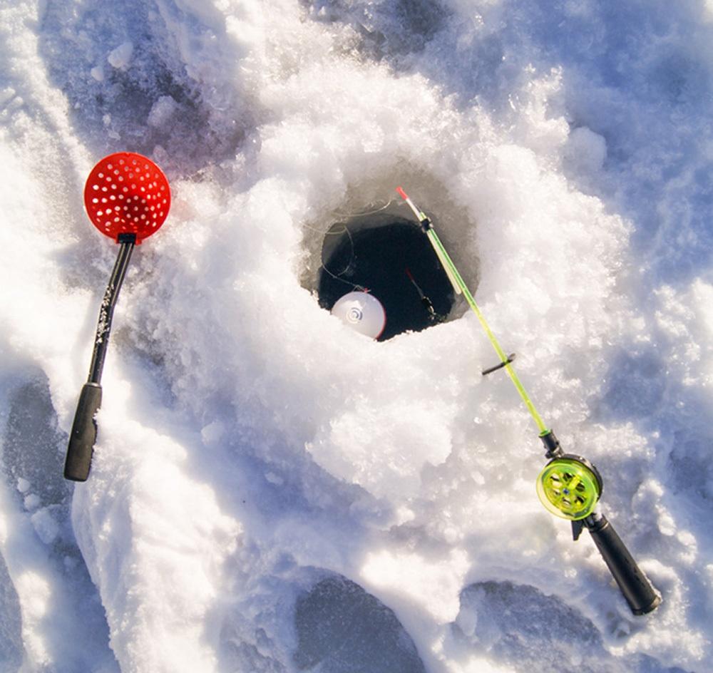 Особенности зимней рыбалки с эхолотом - 32