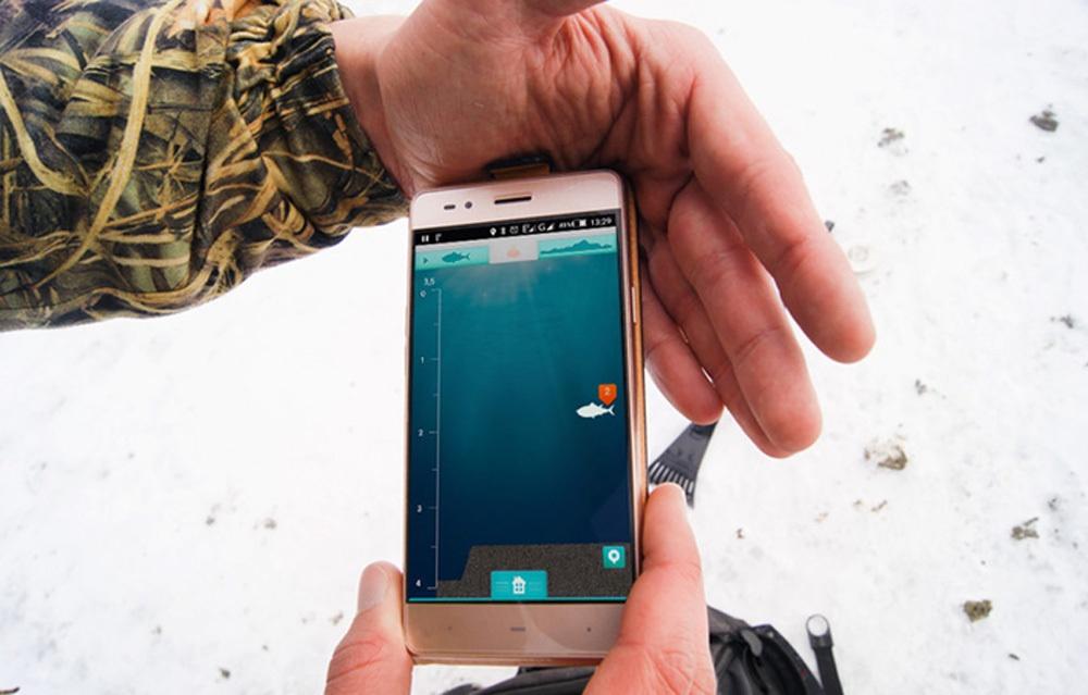 Особенности зимней рыбалки с эхолотом - 4
