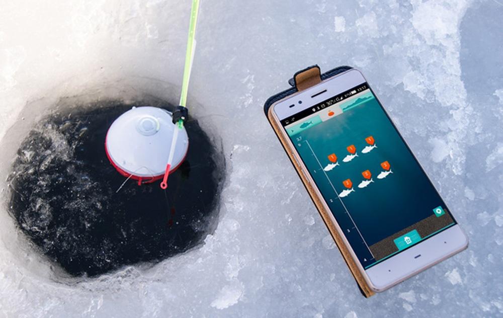 Особенности зимней рыбалки с эхолотом - 9