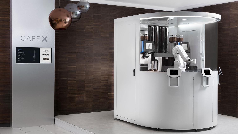 В Сан-Франциско открылась полностью автоматизированная кофейня - 2