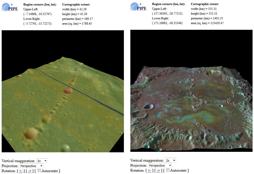 Виртуальная экспедиция на Луну. Практическое пособие - 22