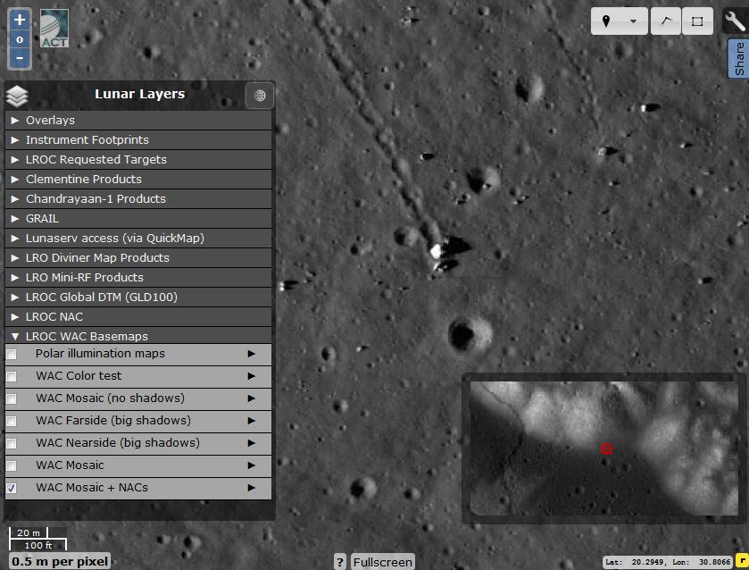 Виртуальная экспедиция на Луну. Практическое пособие - 4