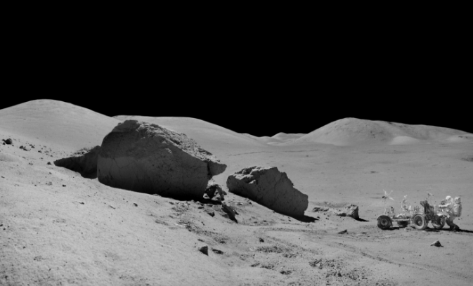 Виртуальная экспедиция на Луну. Практическое пособие - 5