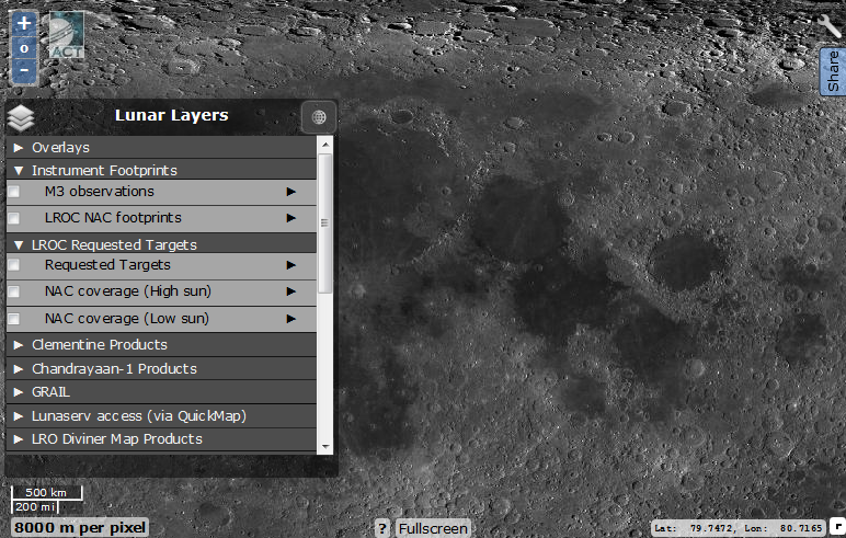 Виртуальная экспедиция на Луну. Практическое пособие - 7