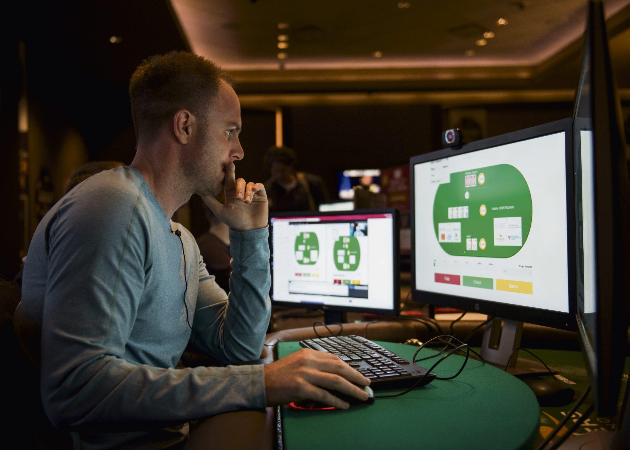 Взять и победить: ИИ выиграл покерный турнир у четырех профи - 1