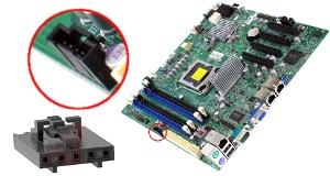 Подключение управлямых блоков питания, сенсоров и реле к серверным материнским платам. Без Arduino - 1
