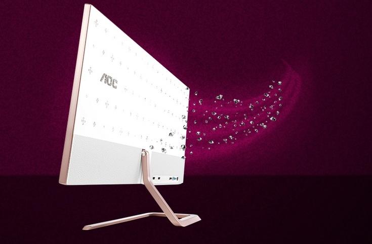 AOC представила мониторы Q2781PQ и Q2781PS
