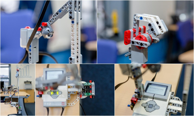 Маленький мир LEGO от робота с большим и умным сердцем - 16