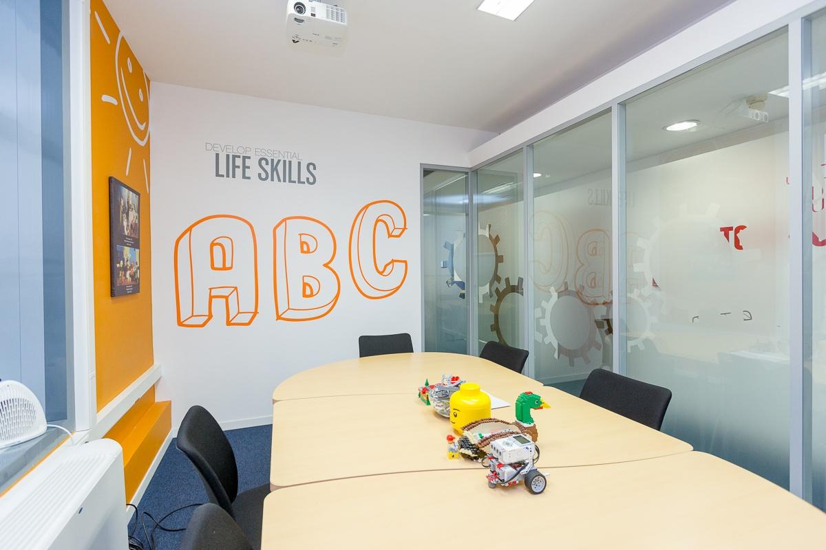 Маленький мир LEGO от робота с большим и умным сердцем - 5