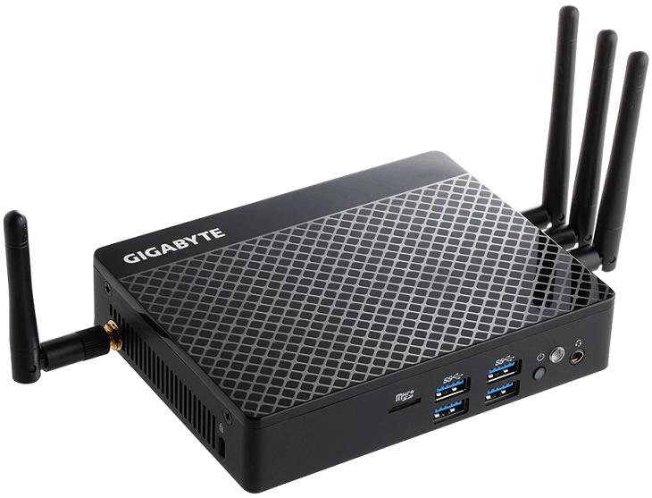 Gigabyte EL-30 может получить прописку в сетях предприятий