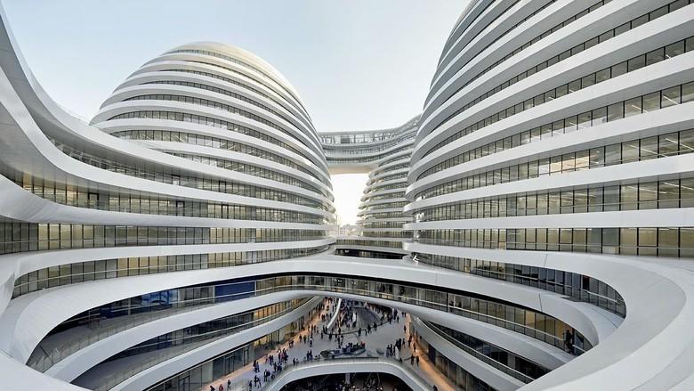 Параметрическая архитектура будущего Захи Хадид - 20