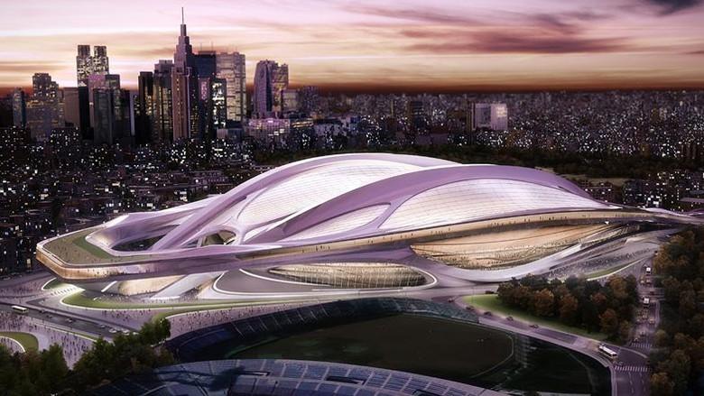 Параметрическая архитектура будущего Захи Хадид - 21