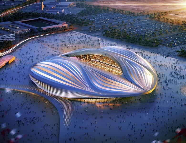 Параметрическая архитектура будущего Захи Хадид - 22