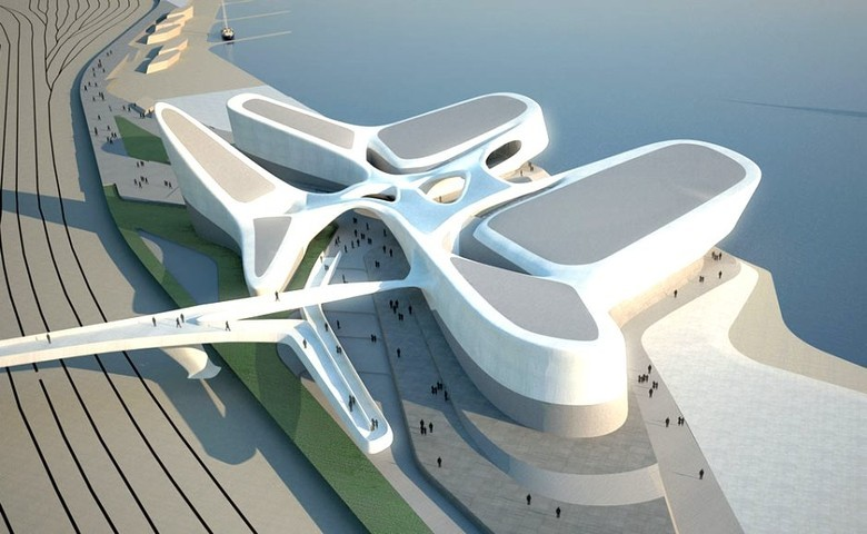 Параметрическая архитектура будущего Захи Хадид - 7