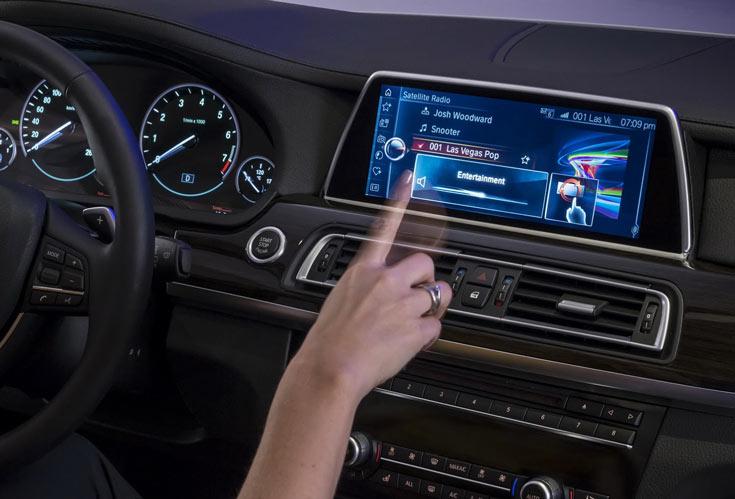 Решения, обеспечивающие управление с распознаванием жестов в пространстве, предполагается использовать автомобилях