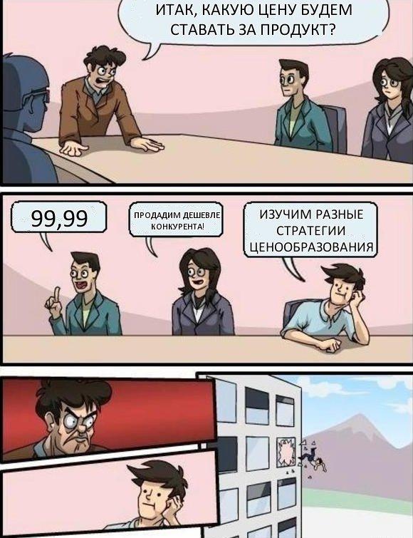 Игры с ценой: стратегии и психология покупателя - 1
