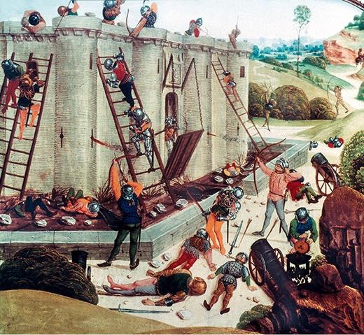 Как построить средневековый замок - 9