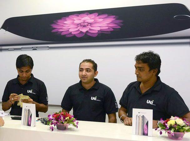 Производство iPhone в Индии начнется в апреле 2017