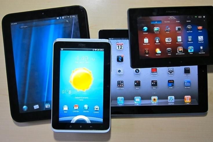 Данные IDC по рынку планшетов отличаются от других