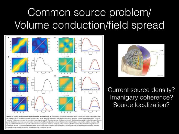 Исследование связности в мозге на основе электрофизиологических данных. Лекция в Яндексе - 11