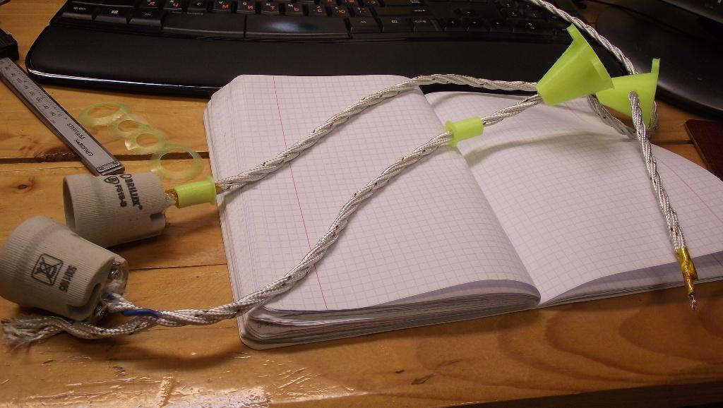 Лампочка Ильича — ретро печатаем арматуру на 3Д-принтере с филаментной LED лампой - 13