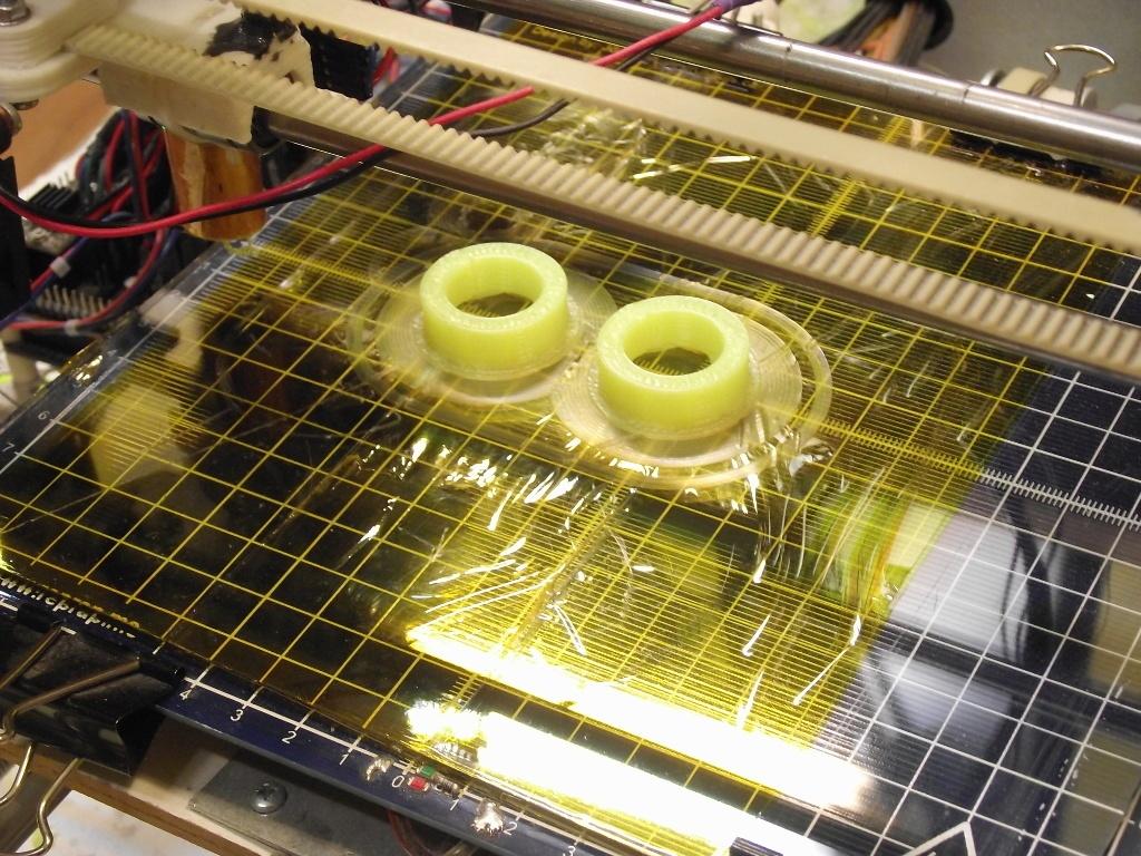 Лампочка Ильича — ретро печатаем арматуру на 3Д-принтере с филаментной LED лампой - 14