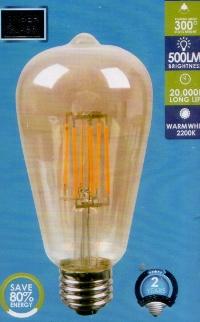 Лампочка Ильича — ретро печатаем арматуру на 3Д-принтере с филаментной LED лампой - 4