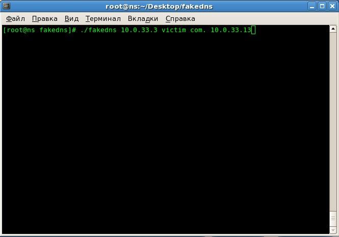 Заражение кэша DNS-серверов провайдеров за счет манипуляции DNS-ответами от легитимных авторитетных DNS-серверов - 2