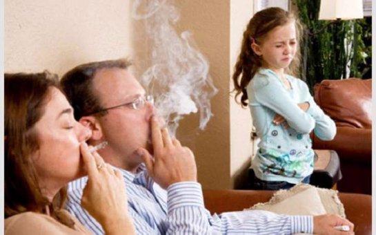 Курение в помещении несет за собой плачевные последствия