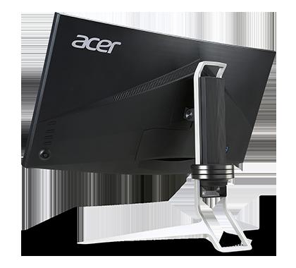 Дисплей Acer XR382CQK оснащен матрицей IPS с 10-битной глубиной цвета