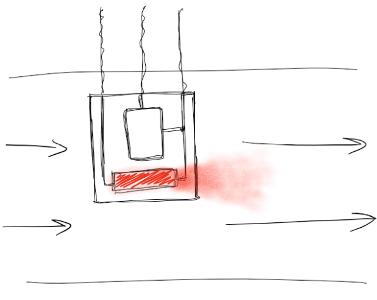 Запускаем датчик скорости потока газа - 3