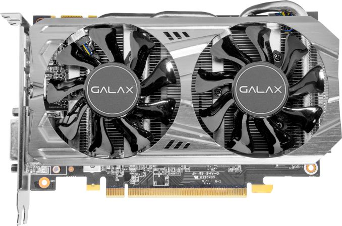 Galax представила карту GeForce GTX 1070 Mini